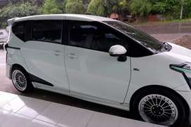 Toyota Sienta Automatic 1.500cc