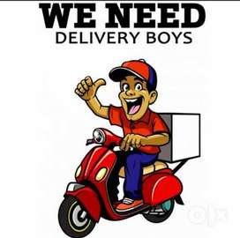Delivery or bike rider Chennai