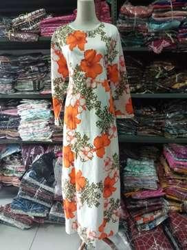 Jual gamis dewasa produksi langsung konveksi,peluang usaha bisnis baju
