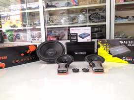 Paket audio processor Mitsubishi honda toyota tape TV mobil  doubeldin