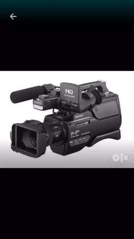 I want buy video camera   under 40000