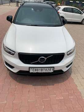 Volvo XC40 - R Design - Chandigarh No. - 2018. Only 26000 km