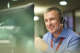 Partime full time job in idea call center