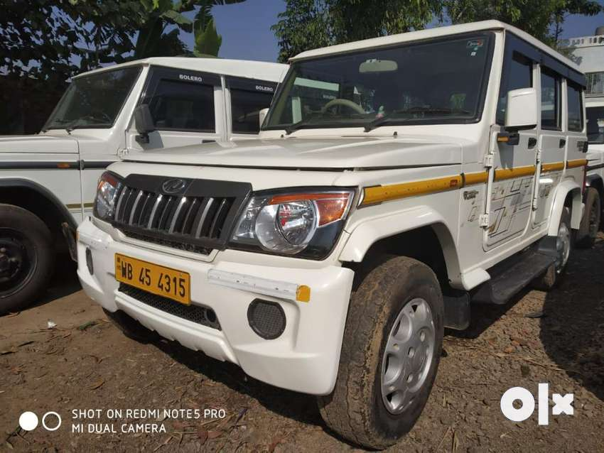 Mahindra Bolero ZLX BS IV, 2018, Diesel 0