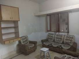 SEPARATE FURNISHED  2 BHK ON GROUND FLOOR