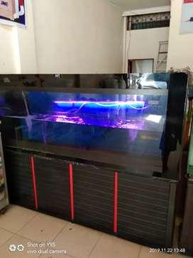 aquarium panjang 2 meter