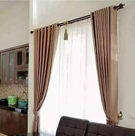 Korden Gordeng Vitrase Hordeng Gorden Curtain Minimalis Gordyn 689