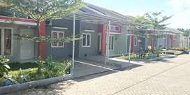 Rumah/SIAP HUNI GRATIS PERABOT & KANOPI dekat mall Nipah makassar