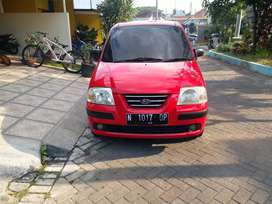 Hyundai Atoz AT Auto matic 1.1 GLS bensin 2006