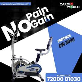 Exclusive Pongal Offer on Exercise Bikes in Cardioworld