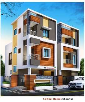 INDIVIDUAL HOUSE SALE IN PALLAVARAM IN 3BHK