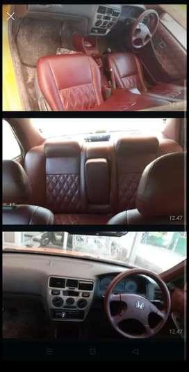 Di jual mobil honda CITY Vitec 2002