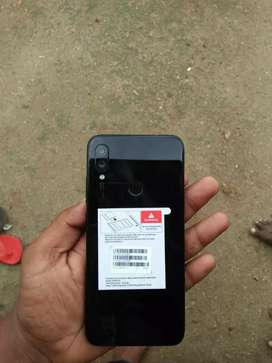 Mi note 7 pro 2 mnts mobile conditioned with 8 month warrant
