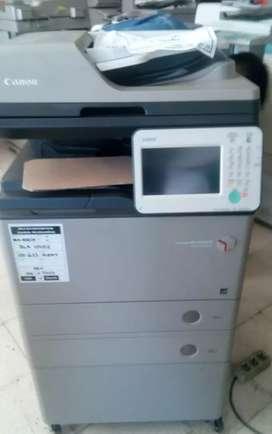 Mesin fotocopy IRA terbaru A4/F4
