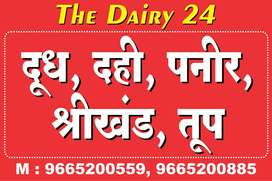 Dairy items
