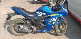 Suzuki gixxer only 55000