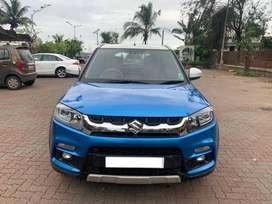 Maruti Suzuki Vitara Brezza ZDi - Plus Dual Tone Diesel, 2018, Diese..