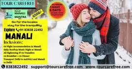 Manali Super Saver Tour Package
