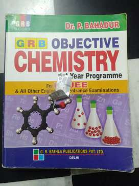 GRB OBJECTIVE CHEMISTRY