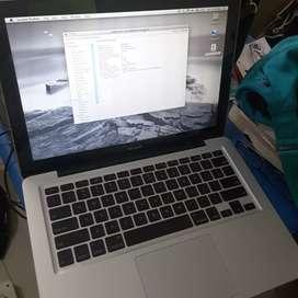 Apple mac book 5.1 intel core 2 jual murah mulus lengkap