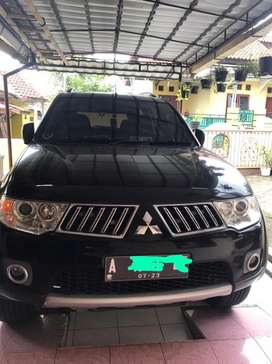 PAJERO SPORT EXCEED AT 2012