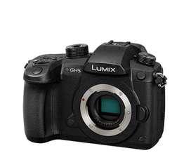 Kredit Panasonic Lumix GH5 Body