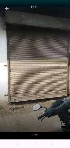 Shop for sale.12X16 ft Shop available for purchase on khajuri Road t