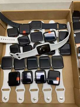 Apple I watch series 4 44mm black nike edition all clours available in