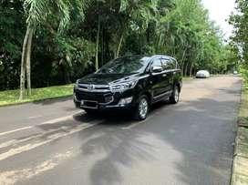 Toyota Kijang Innova Q Bensin 2016 Hitam AT