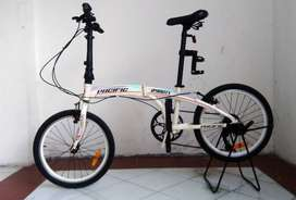 Sepeda Lipat Pacific 2980 (Alloy) uk 20 - mbahe noris