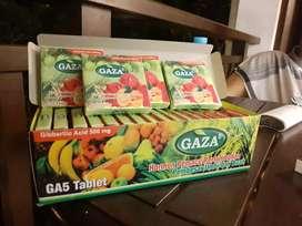 GAZA 5 (GA 5 TABLET)