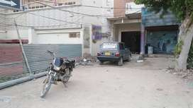 Road Facing Shop For Sale in Latifabad No 9, Hyderabad