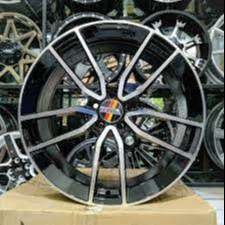 velg racing mercy ring 20 tipe nanga warna black polish