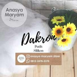 Dakron Silikon Dacron Murah untuk Boneka Bantal kerajinan