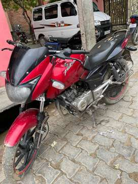 Pulsur 150 in good condition urgent sell