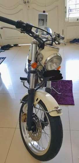 Honda CB 100 pemakaian pribadi so muluusss