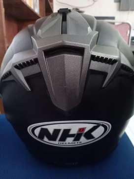 Helm NHK, Mulus Dijamin Tidak Mengecewakan