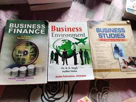 Bussiness finance bussiness environment stu