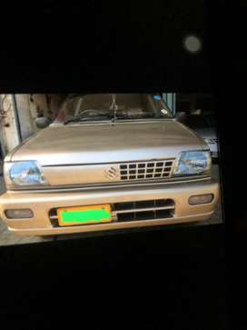 Suzuki Mehran VXR first owner low mileage excellent condition