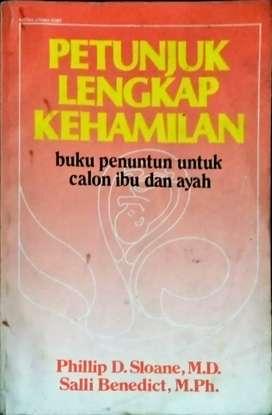 Buku petunjuk lengkap kehamilan