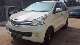 Toyota Avanza E 2013 matic good condition
