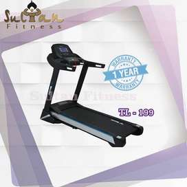 Alat Fitness Treadmill Elektrik TL 199 Body Besar Treadmill Malang