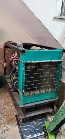7.5 Kv Generator for sale very less used only 5 months