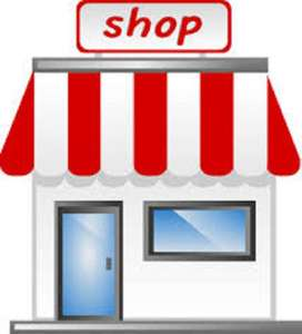 SHOP (10'x14') WD MEZANINE FLOOR FOR RENT ON LIAQAT A.K RD, MODEL COLY