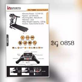 Treadmill Elektrik i Turin // Oswald AX 18C76
