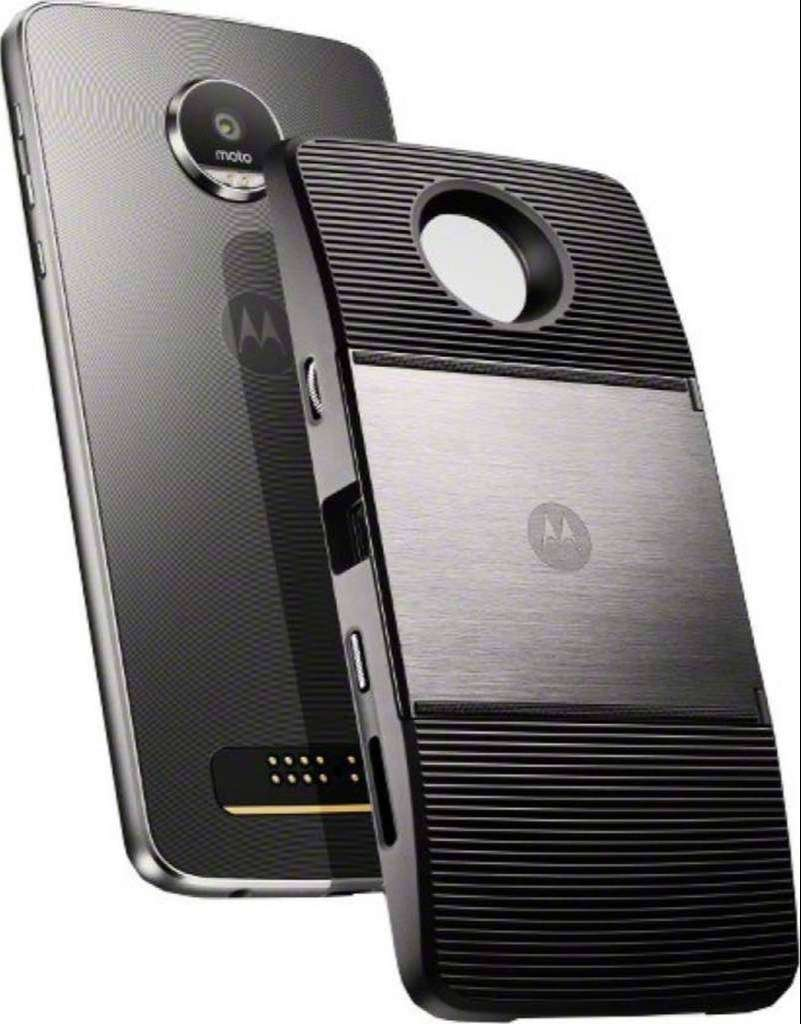Moto Z with Mod ( Camera Mod & Projector)- limited edition 0