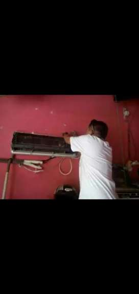 Jakarta Service AC Tidak Dingin Servis Mesin Cuci Kulkas garansi