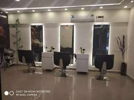 Unisex Salon for Salon  in heart of the city Pondicherry