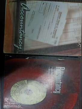 CLASS - XI Accountancy part 1&2 text books