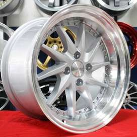 jual velg racing hits for splash ring 15